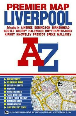 £16.58 • Buy Liverpool Premier Map (A-Z Street Plan S.), Very Good Condition Book, Geographer