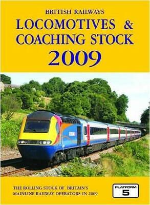 £7.08 • Buy British Railways Locomotives And Coaching Stock 2009: The Complete Guide To All