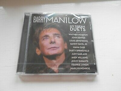 £1.99 • Buy BARRY MANILOW CD - MY DREAM DUETS - NEW And SEALED