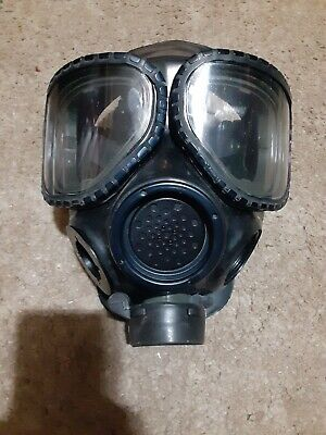 $85.99 • Buy US Military M40 Gas Mask Size Small