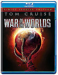 £2 • Buy War Of The Worlds (Blu-ray, 2010)
