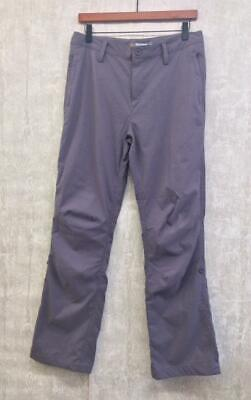 £14 • Buy Women's Peter Storm Convertible Walking Trousers Size 10 R Stretchy Hiking Pants