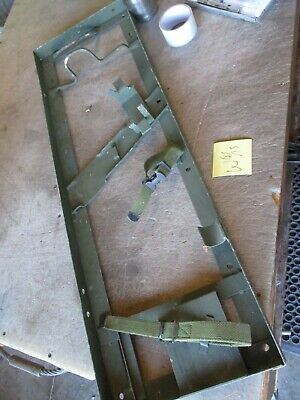 $89 • Buy NOS Pioneer Tool Rack, Missing 1 Strap, Light Dings And Scuffs, For M37 M35A2