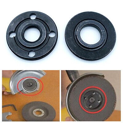 $7.11 • Buy 2pcs M14 Thread Replacement Angle Grinder Inner & Outer Flange Nuts Set ^