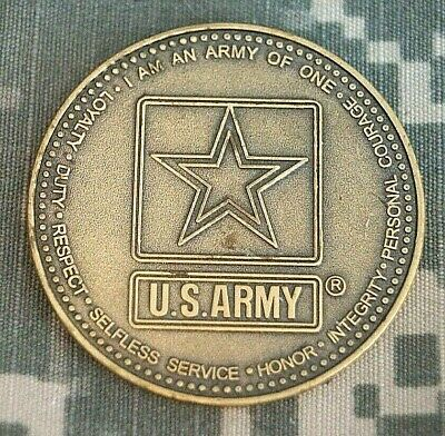 £7.24 • Buy Challenge Coin US Army An Army Of One