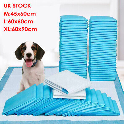 £12.99 • Buy Heavy Duty Large Puppy Pet Training Wee Pee Toilet Pads Pad Floor Mats Dog Cat