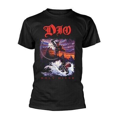 £16 • Buy HOLY DIVER By DIO T-Shirt