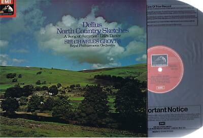 £2.99 • Buy Emi Asd 3139 Sq 1st Uk Tas List Nm Groves - Delius North Country Sketches