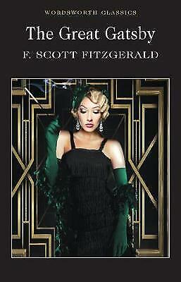 £3 • Buy The Great Gatsby By F. Scott Fitzgerald (Paperback, 1992)