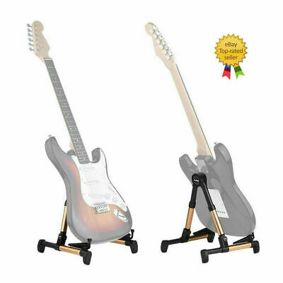 $ CDN26.99 • Buy Folding Guitar Stand Vertical Telescopic Violin Instrument Y Durable NEW X5S2