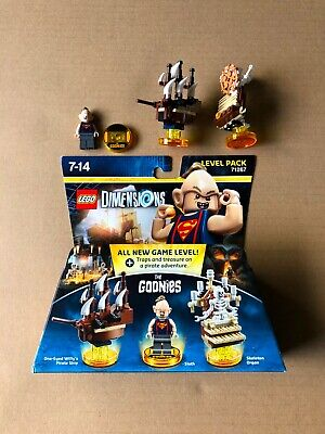 AU64.95 • Buy Lego Dimensions The Goonies Level Pack Sloth Complete 71267
