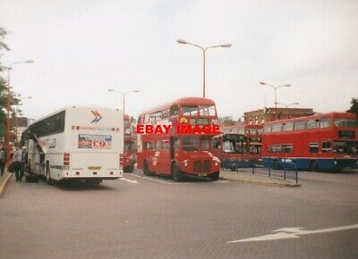 £1.65 • Buy Photo  Buses And Coaches At Golders Green Station While Two National Express Coa