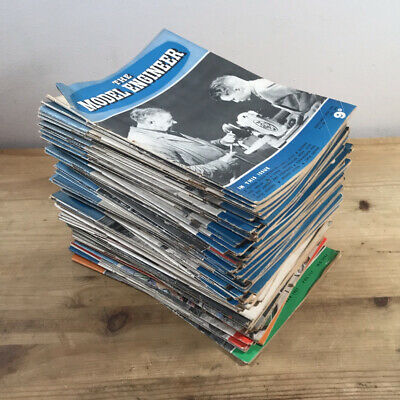 £99.95 • Buy 94 X Model Engineer Magazines 1950s Various Issues