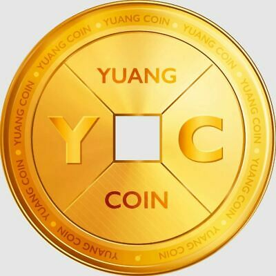 $30 • Buy 259 MILLION  259,000,000  Yuang Coin (YUANG) - MINING CONTRACT - Crypto Currency