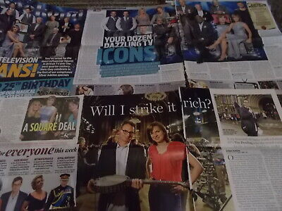£3.99 • Buy Fiona Bruce  Celebrity  Clippings Pack  Good Condition