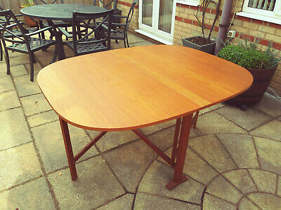 £60 • Buy Dining Table - Sutherland Double Leaf Folding