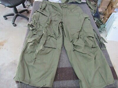 $50 • Buy US Army M1951 Arctic Trouser Outer Shell NOS Very Rare Large/Reg  (T38)