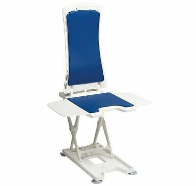 £160 • Buy Bellavita Bath Lift Compact Reclining Mobility Chair Fold Flat Ross-on-Wye Boxed