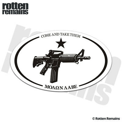$ CDN5.44 • Buy Come And Take Them Assault Rifle 2nd Amendment Sticker Decal Cl1