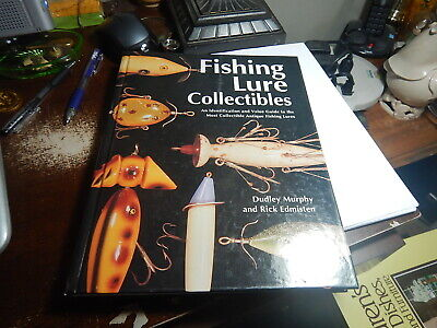 £2.84 • Buy Antique Reference Book Fishing Lure Collectibles By Murphy And Edmisten