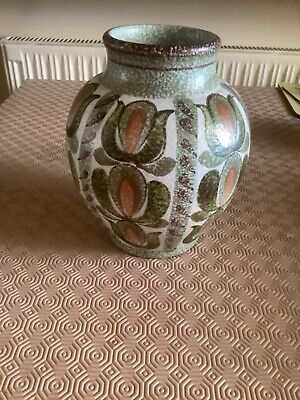 £25 • Buy Denby Pottery Vase. Signed By Glyn Colledge
