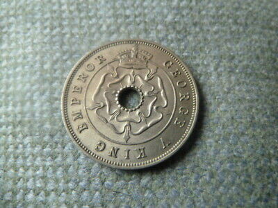 £0.99 • Buy Southern Rhodesia 1936 One Penny Coin.