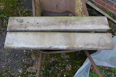 £7 • Buy Reinforced Concrete Gravel Board 92cms Or Will Cut Down