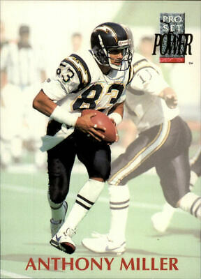 $0.99 • Buy 1992 Power Football Card #280 Anthony Miller