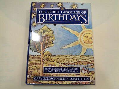 £17.96 • Buy The Secret Language Of Birthdays - Personology Profiles For Each Day Of The Year