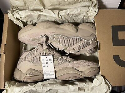 $ CDN327.24 • Buy Adidas Yeezy 500 Taupe Light Size 10.5 Mens Ready To Ship Free Shipping