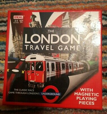 £7 • Buy The London Travel Game Travel Edition Unplayed