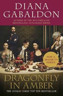 AU23.35 • Buy NEW Dragonfly In Amber : TV Tie-In Edition  By Diana Gabaldon Paperback