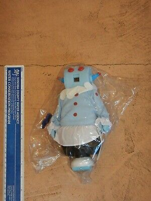 £11.53 • Buy 1990 Applause / Hanna Barbera - Jetsons Doll - Rosie The Robot Maid, Nos, Sealed
