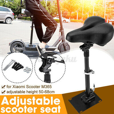 $38.94 • Buy Adjustable Seat For Xiaomi M365 Foldable Scooter Seat Electric Skateboard Saddle