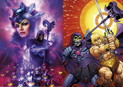 $7.50 • Buy Masters Of The Universe Revelation #3 Both Covers Preorder 4 Earlyseptember