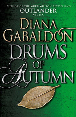 AU22.80 • Buy NEW Drums Of Autumn By Diana Gabaldon Paperback Free Shipping