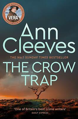 £11.88 • Buy The Crow Trap Ann Cleeves