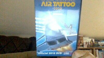 £9.99 • Buy The Royal International Air Tattoo 2010 Vgc Dvdr Disc All In Clean Condition