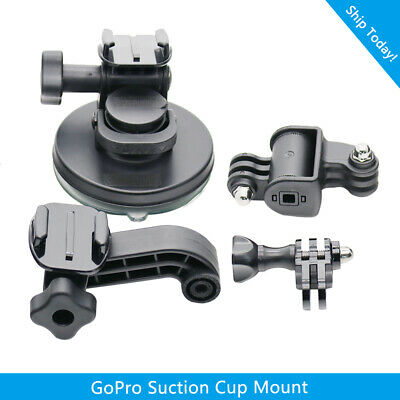 £23.74 • Buy GoPro Suction Cup Mount For GoPro HERO8 7 6 5 4 3+ 3 Camera  (AUCMT-302)