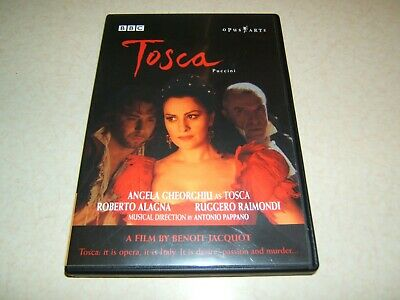£11.99 • Buy Puccini : Tosca  Benoit Jacquot Film  Region 2 Dvd With Booklet