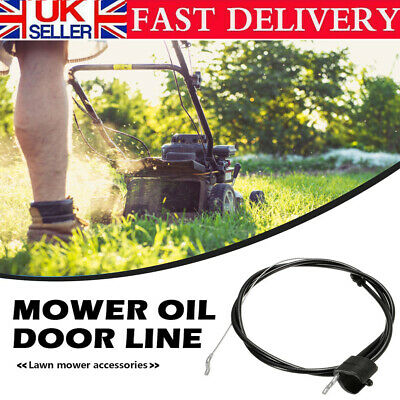 £7.89 • Buy Universal Lawn Mower Throttle Pull Control Cable For Electric Petrol Lawnmowers