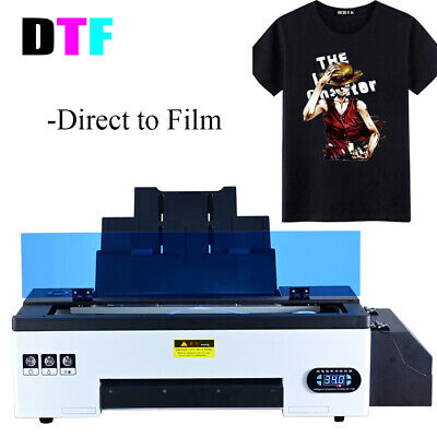 £1459 • Buy DTF Flatbed Printer T-shirt Personal DIY Printer For Home Business