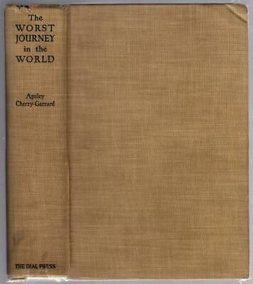 £129.79 • Buy Worst Journey In The World By Apsley Cherry-Garrard