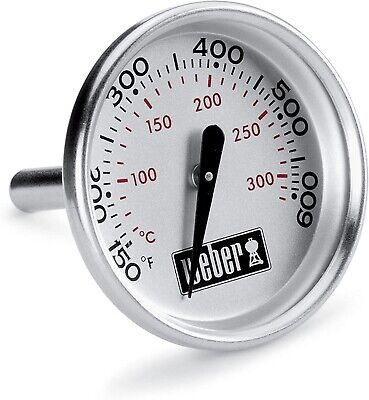 $ CDN15 • Buy Weber Thermometer With Bezel For Kettle / Grill