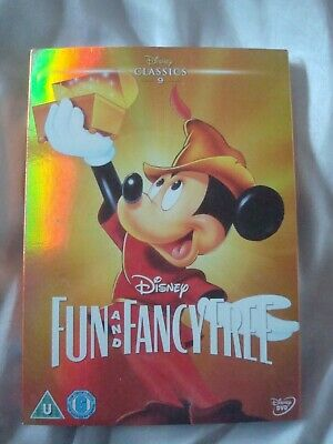£4.99 • Buy Disney  Fun And Fancy Free 1947 (DVD, 2002)   New Limited Edition Slipcover