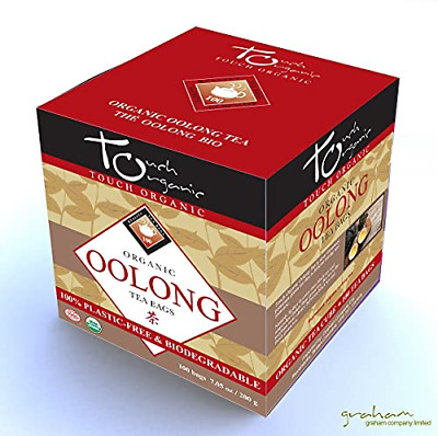 $13.79 • Buy Touch Organic Tea, Cube Oolong, 100 Count