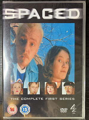 £2.49 • Buy Spaced Series 1 DVD NEW And SEALED Simon Pegg Jessica Hynes Nick Frost