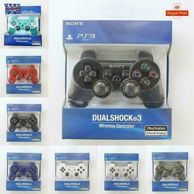 £12.88 • Buy Controller Official SONY GamePad PlayStation DualShock 3 Wireless Controller Ps3