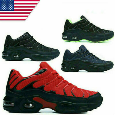 $26.99 • Buy Men's Air Cushion Sneakers Fashion Casual Athletic Outdoor Sports Running Shoes