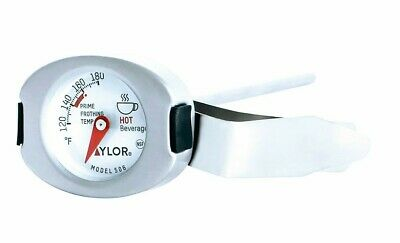 $6 • Buy Taylor  Instant Read Analog  Beverage Thermometer